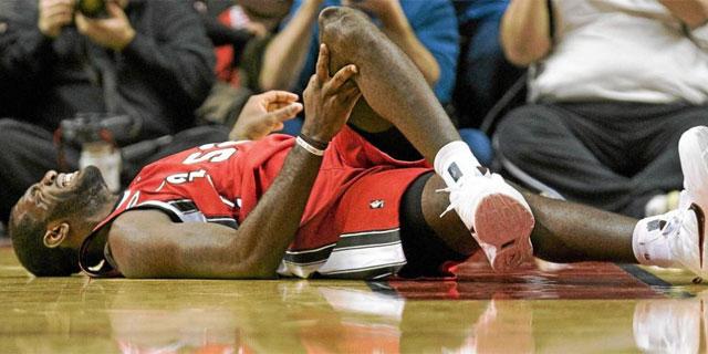 Lesión de rodilla en el baloncesto. Fuente: http://estaticos04.elmundo.es