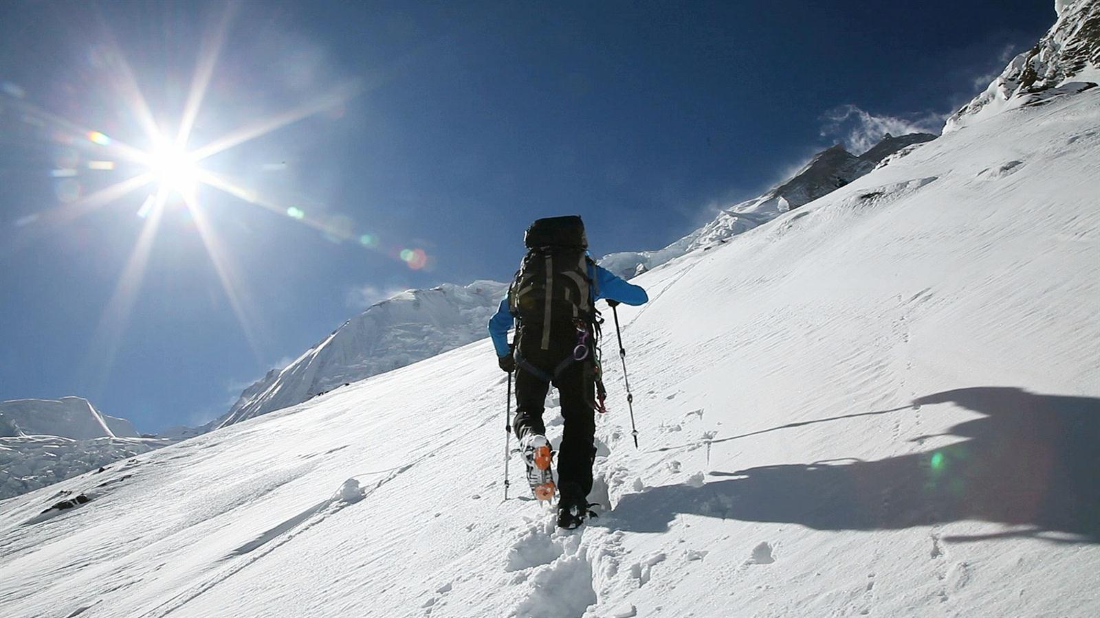 Lesión de rodilla en el montañismo. Fuente: www.cuchillosnavajas.com